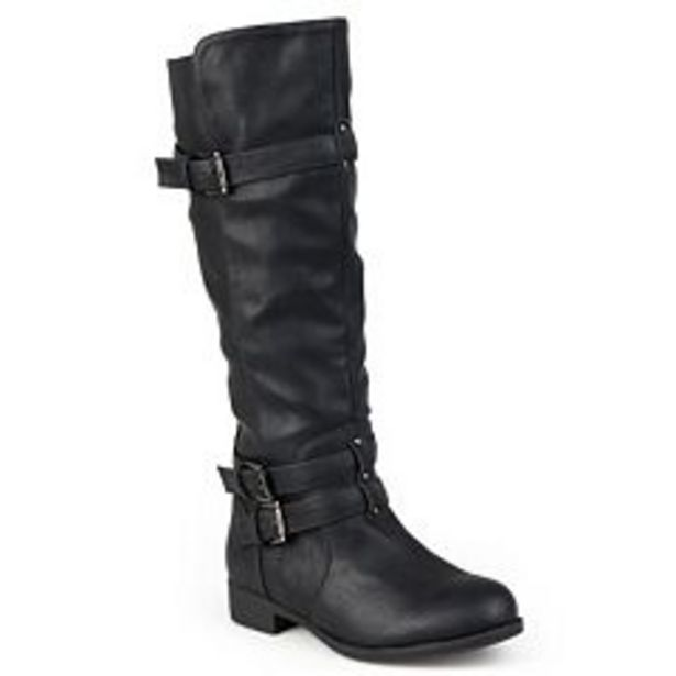 Journee Collection Bite Women's Tall Boots deals at $98.99