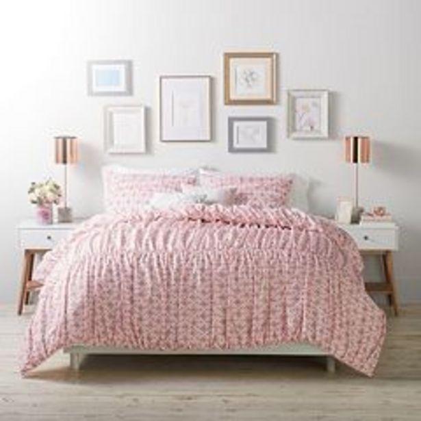 LC Lauren Conrad Dye Effect Comforter Set with Shams deals at $54.99