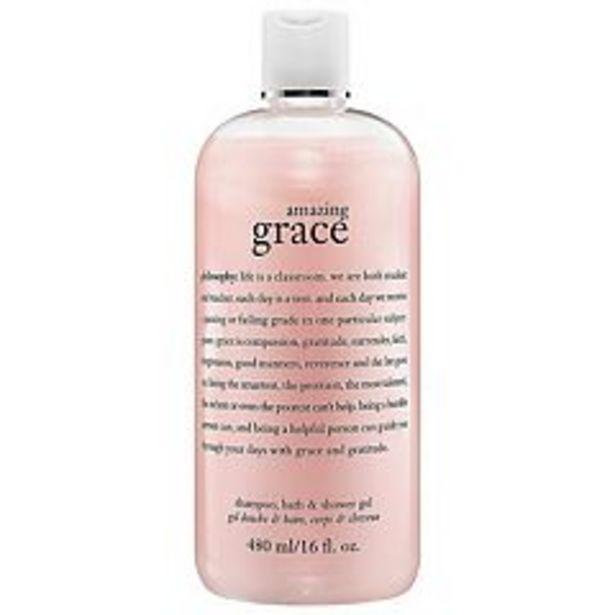 Philosophy Amazing Grace Shampoo, Bath & Shower Gel deals at $28