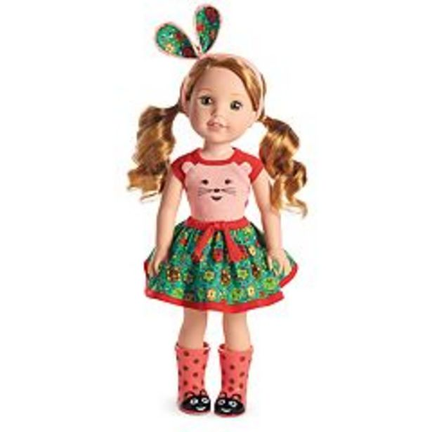 American Girl WellieWishers Willa Doll deals at $65