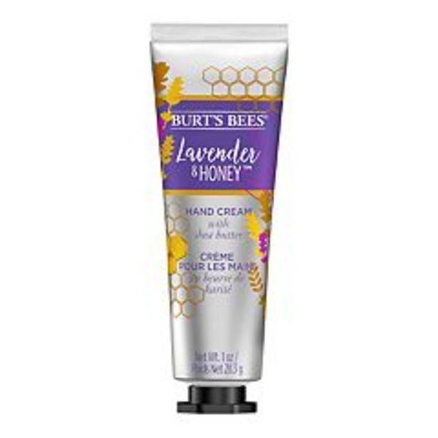 Burt's Bees Lavender & Honey Hand Cream deals at $5.39