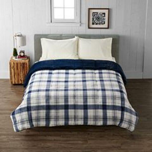 Cuddl Duds® Cozy Soft Comforter deals at $79.99