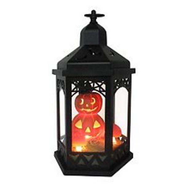 Celebrate Halloween Together Pumpkin Lantern Table Decor deals at $23.99