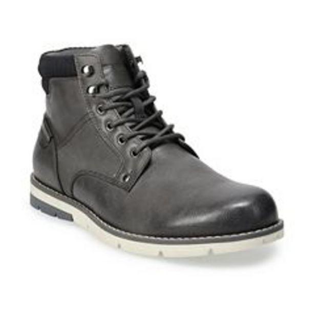 Sonoma Goods For Life® Hudsonn Men's Ankle Boots deals at $24.99