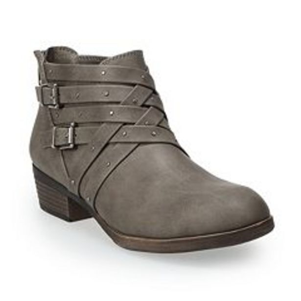 SO® Chantilly Women's Ankle Boots deals at $24.99