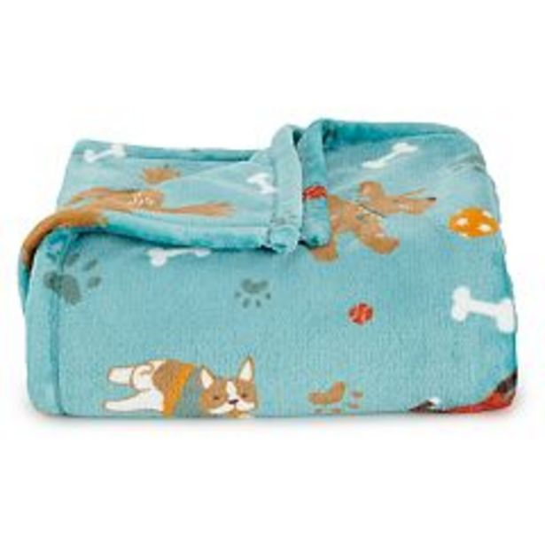 The Big One® Oversized Supersoft Plush Throw deals at $21.99