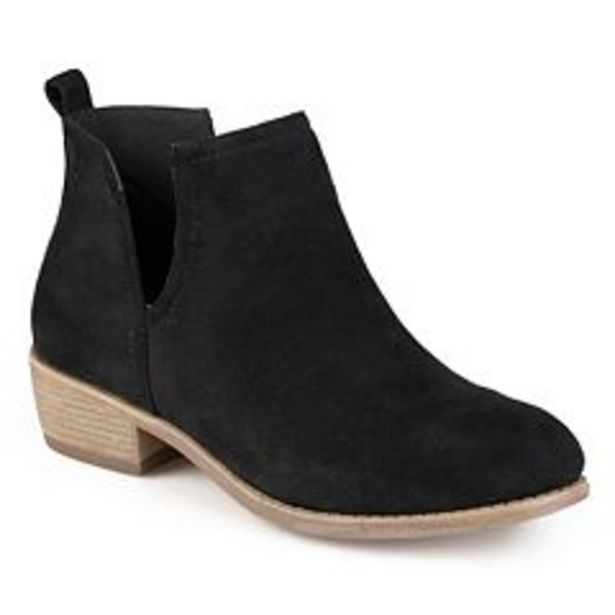 Journee Collection Rimi Women's Ankle Boots deals at $59.99