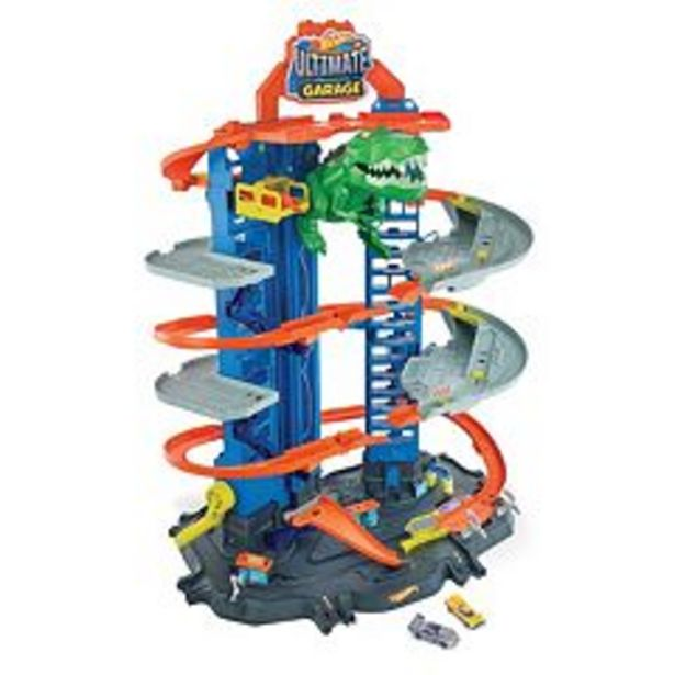 Hot Wheels City Ultimate Garage deals at $99.99