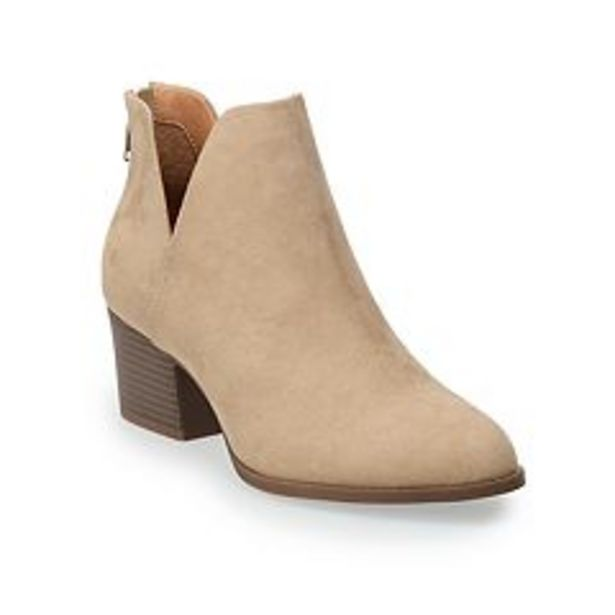SO® Barb 2 Women's Ankle Boots deals at $34.99