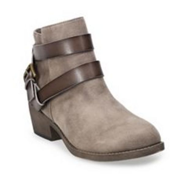 SO® Hadleyy Women's Ankle Boots deals at $24.99