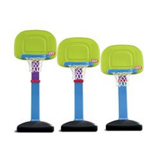 Little Tikes Easy Score Basketball Hoop Set deals at $29.99