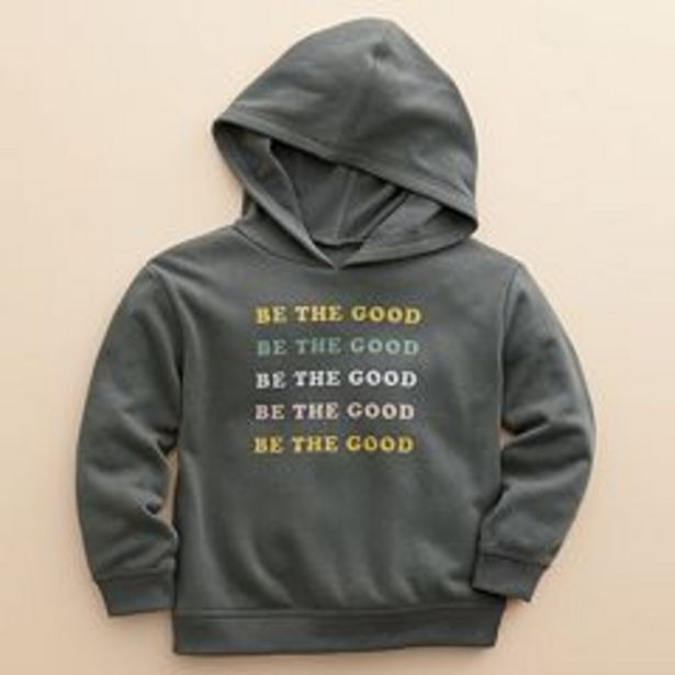 Kids 4-8 Little Co. by Lauren Conrad Hooded Pullover deals at $19.5