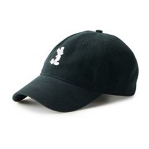 Men's Disney's Mickey Mouse Silhouette Baseball Cap deals at $14.99