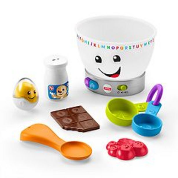 Fisher-Price® Laugh & Learn® Magic Color Mixing Bowl deals at $16.99
