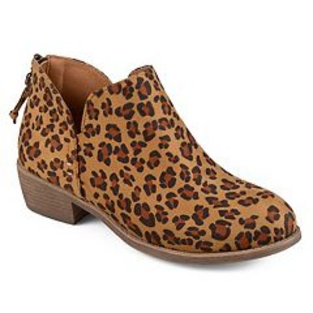 Journee Collection Livvy Women's Ankle Boots deals at $76.49