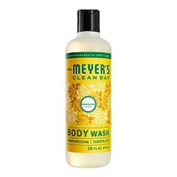 Mrs. Meyer's Clean Day Moisturizing Body Wash - Honeysuckle deals at $7.99