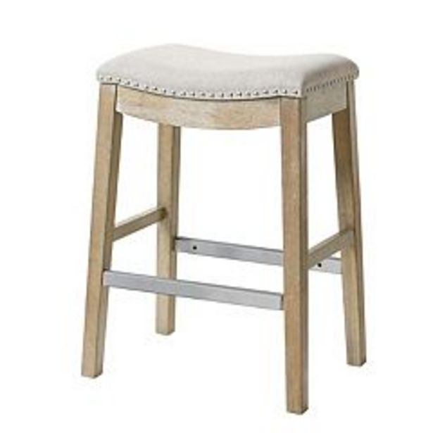 Madison Park Luther Counter Stool deals at $69.99