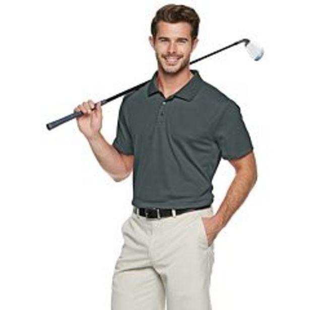 Men's Tek Gear® Classic-Fit Golf Polo deals at $17.99
