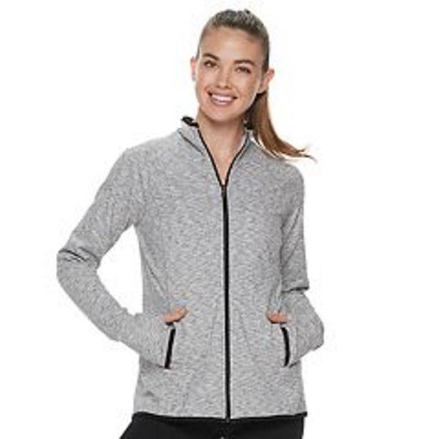 Women's Tek Gear® Essential Mockneck Jacket deals at $15.99