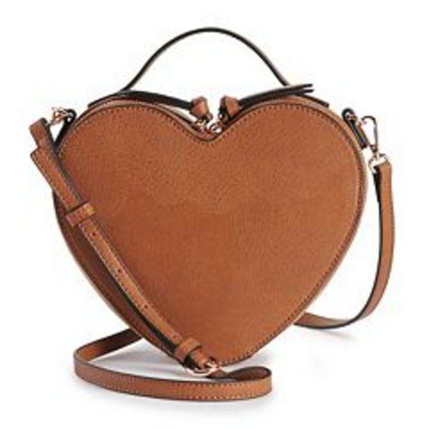 LC Lauren Conrad Love Crossbody Bag deals at $19.5