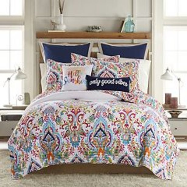 Formosa Quilt Set with Shams deals at $50.99