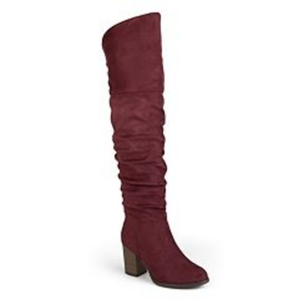 Journee Collection Kaison Women's Tall Boots deals at $89.99