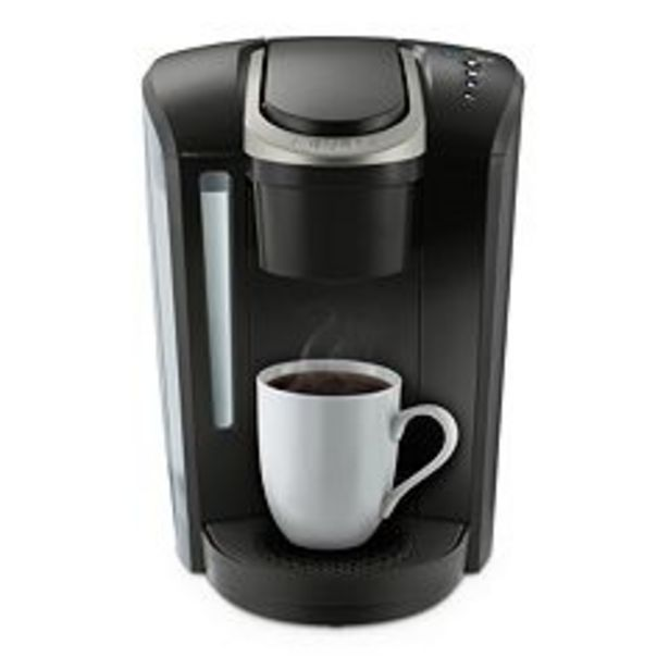 Keurig® K-Select® Single-Serve K-Cup Pod® Coffee Maker with Strength Control deals at $129.99