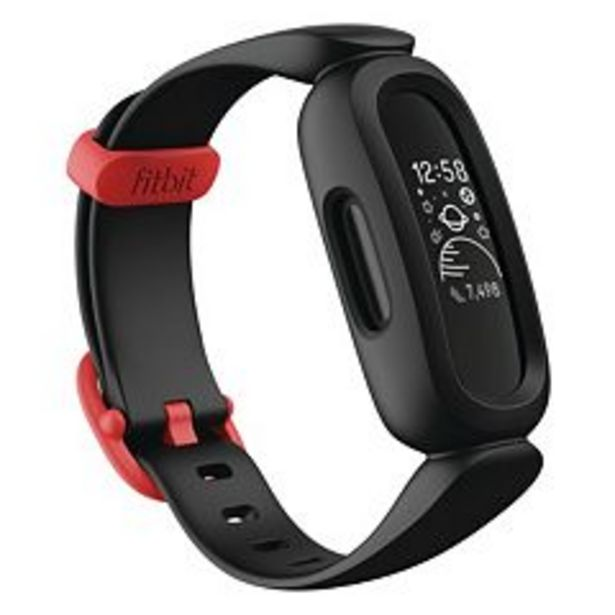 Fitbit Ace 3 Activity Tracker for Kids deals at $79.99