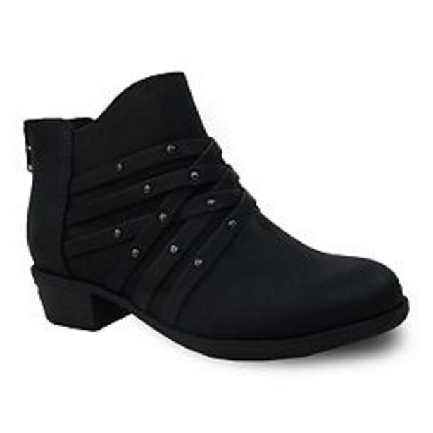SO® Ariaa Girls' Ankle Boots deals at $29.99
