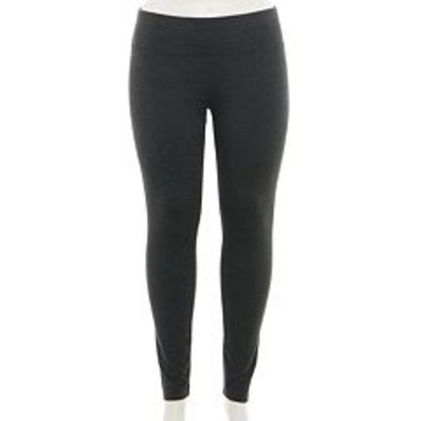 Plus Size Sonoma Goods For Life® Pull-On Leggings deals at $5