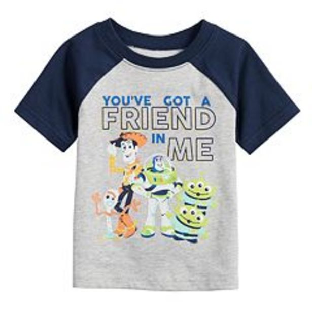 Disney / Pixar Toy Story Toddler Boy Graphic Tee by Jumping Beans® deals at $4.2