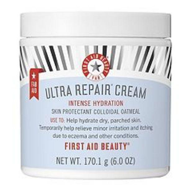 First Aid Beauty Ultra Repair Cream Intense Hydration deals at $16
