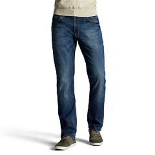 Men's Lee® Extreme Motion Straight-Leg Jeans deals at $34.99