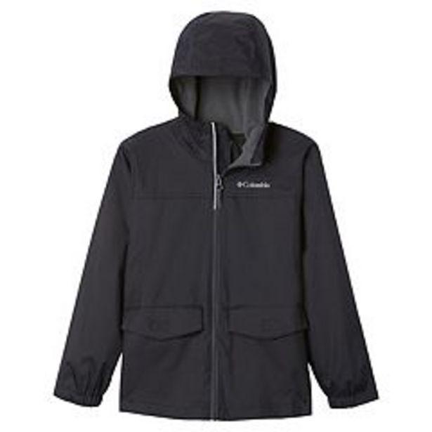 Boys 8-20 Columbia Rain-zilla Fleece-lined Rain Jacket deals at $34.99