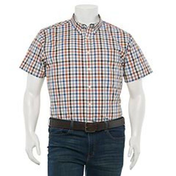 Men's Croft & Barrow® Easy-Care Button-Down Shirt deals at $21.99