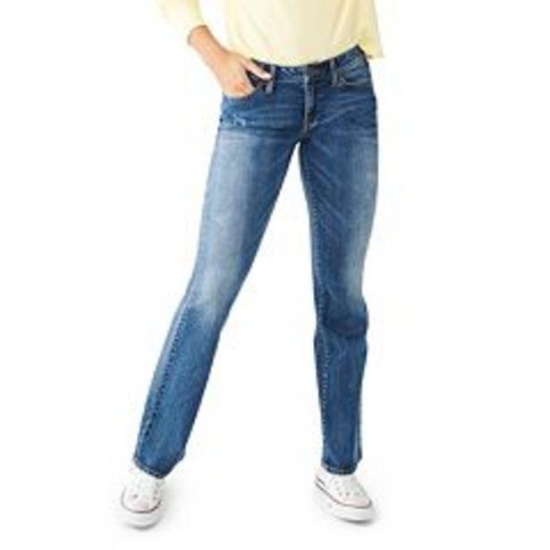 Juniors' SO® Bootcut Jeans deals at $14.99