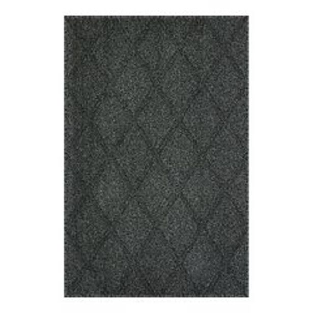 Sonoma Goods For Life® Solid Diamond Area & Washable Throw Rug deals at $15.99