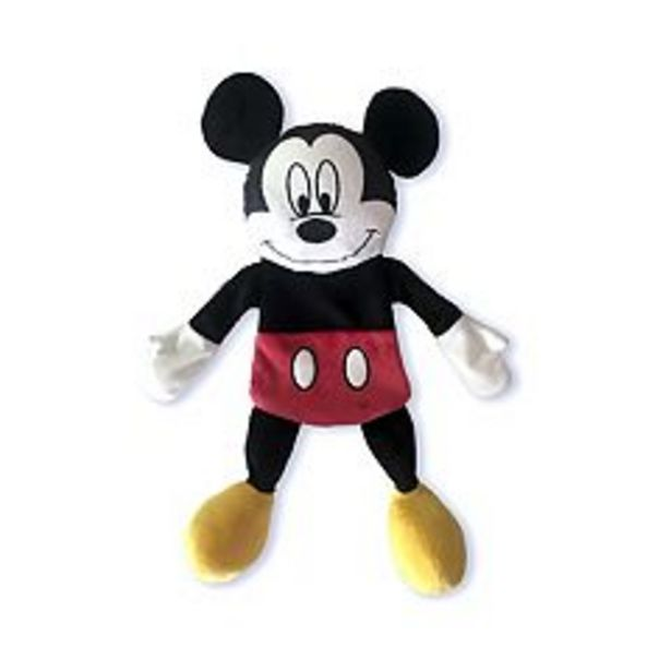 Disney Mickey Flat Crinkle Toy with Squeakers deals at $13.99