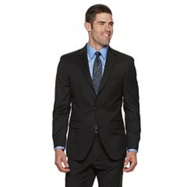 Men's Van Heusen Cool Flex Slim-Fit Suit Jacket deals at $220