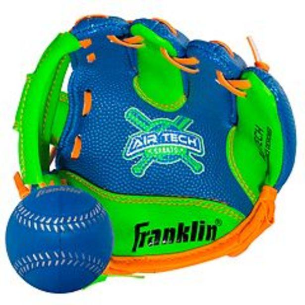 """Franklin Sports 8.5"""" Air Tech Adapt Baseball & Ball Set deals at $4.54"""