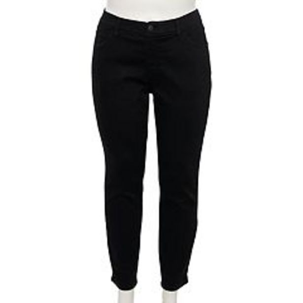 Plus Size Sonoma Goods For Life® Mid-Rise Skinny Jeans deals at $22.5