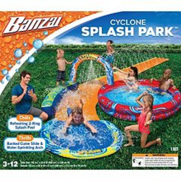 Banzai Cyclone Splash Pool deals at $19.99