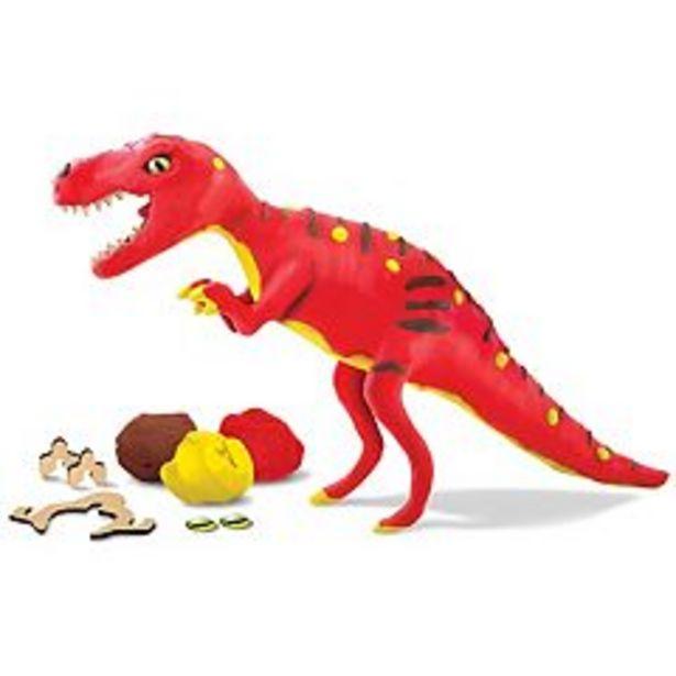 Discovery #Mindblown DIY Clay Tyrannosaurus Kit deals at $8.24