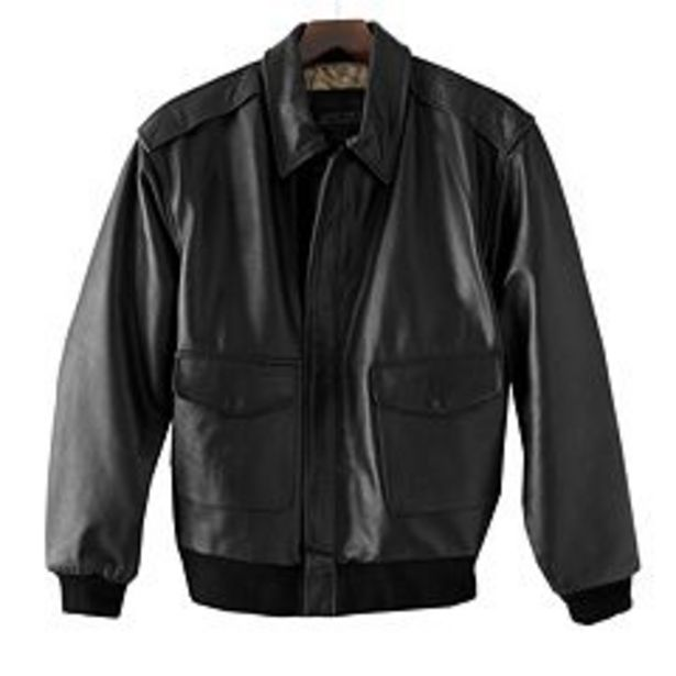Big & Tall Excelled A-2 Leather Bomber Jacket deals at $240