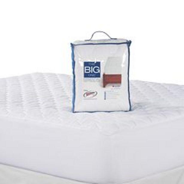 The Big One® Essential Mattress Pad deals at $11.99