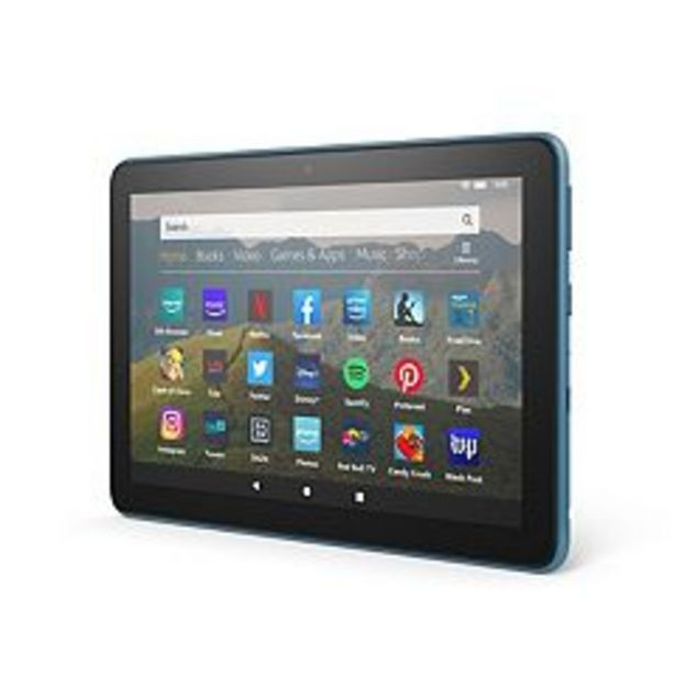 Amazon Fire HD 8 Tablet - 64 GB deals at $119.99
