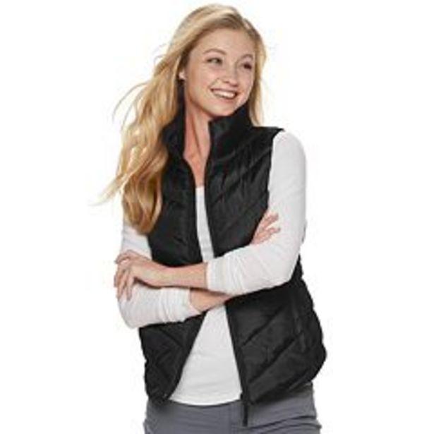 Juniors' SO® Puffer Vest deals at $5