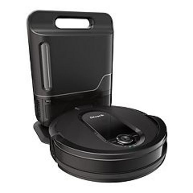 Shark IQ Robot Self-Empty XL Robotic Vacuum with Home Mapping, Self-Cleaning Brushroll, WiFi (RV1001AE) deals at $599.99