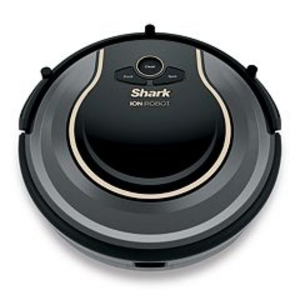 Shark ION Robotic Vacuum Wi-Fi Connected, Works with Alexa, Multi-Surface Cleaning (RV750) deals at $219.99