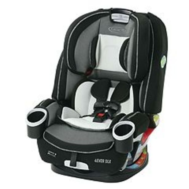 Graco 4Ever DLX 4-in-1 Convertible Car Seat deals at $278.99
